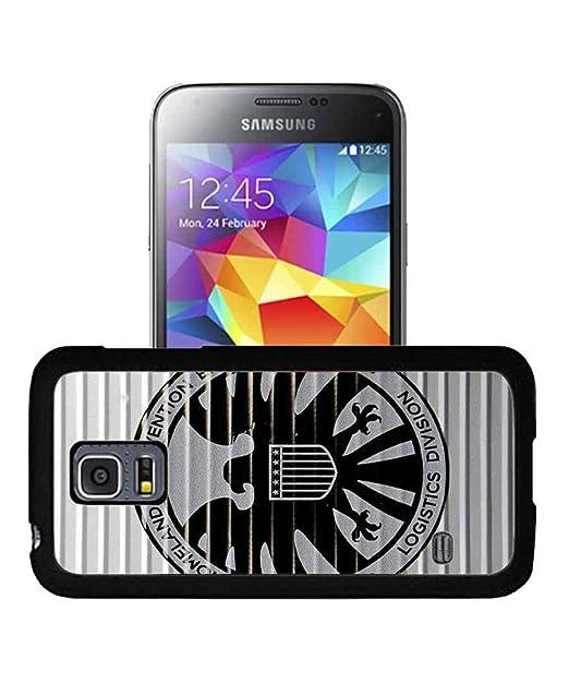 Atrás Funda para Samsung Galaxy S5 Mini, Agents of Shield ...