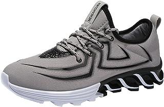 AHELMET Scarpe da Corsa da Uomo Fashion Sneakers Four Seasons