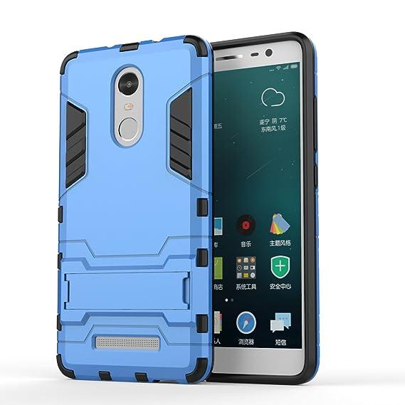 outlet store 57e15 2cdc6 Amazon.com: Xiaomi Redmi Note 3 case, Hybrid Armor Case [2 in 1 ...