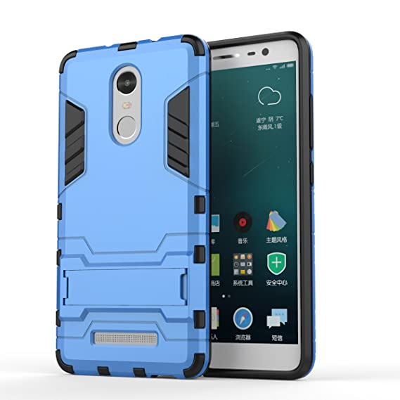 outlet store 01937 8308f Amazon.com: Xiaomi Redmi Note 3 case, Hybrid Armor Case [2 in 1 ...