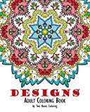 img - for Adult Coloring Book: Designs book / textbook / text book