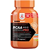 BCAA 4:1:1 EXTREME PRO - Named - Branched Chain Amino Acids Pure Ajinomoto Quality® - 110 cpr