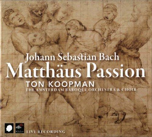 Bach: Matthäus Passion by Challenge Classics