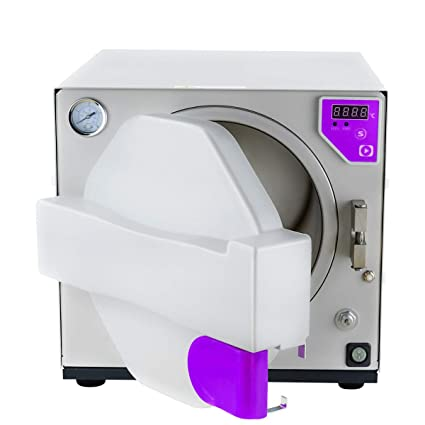 Super 18L Portable Digital Display Steam Autoclave Stainless