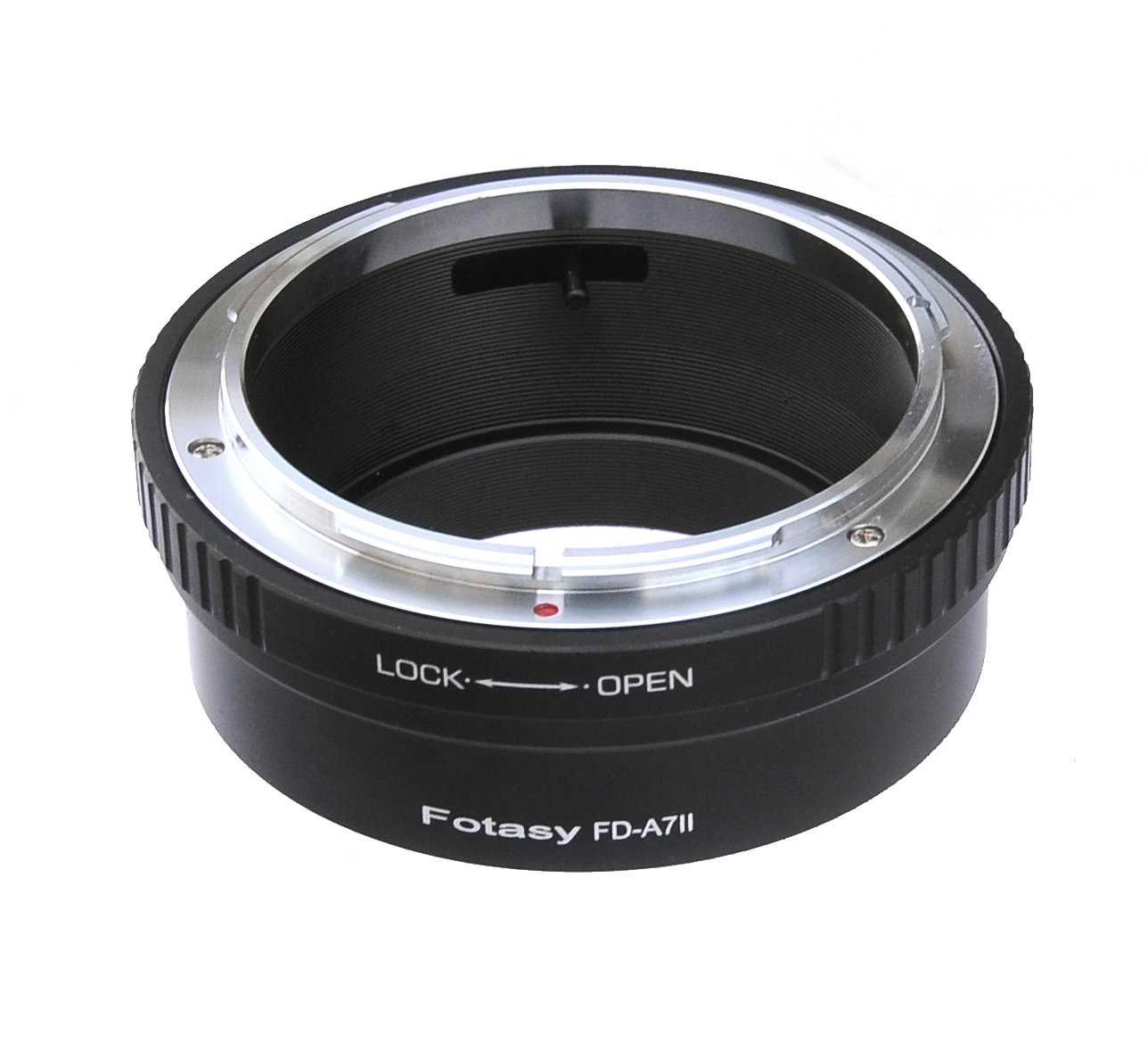 Fotasy Canon FD Lens to Sony E-Mount Adapter, Compatible with Canon FD Lens and Sony FE Mirrorless Cameras A7 A7 II A7 III A7R A7R II A7R III A7S A7S II A7S III A9 by Fotasy