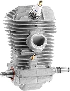 Homyl Motor Zylinder Für Kettensäge Stihl 023 025 Ms230 Ms250 Ersatzteil Auto