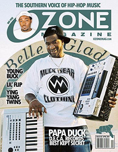 Download OZONE Magazine #22 - Apr 2004 - Papa Duck cover ebook