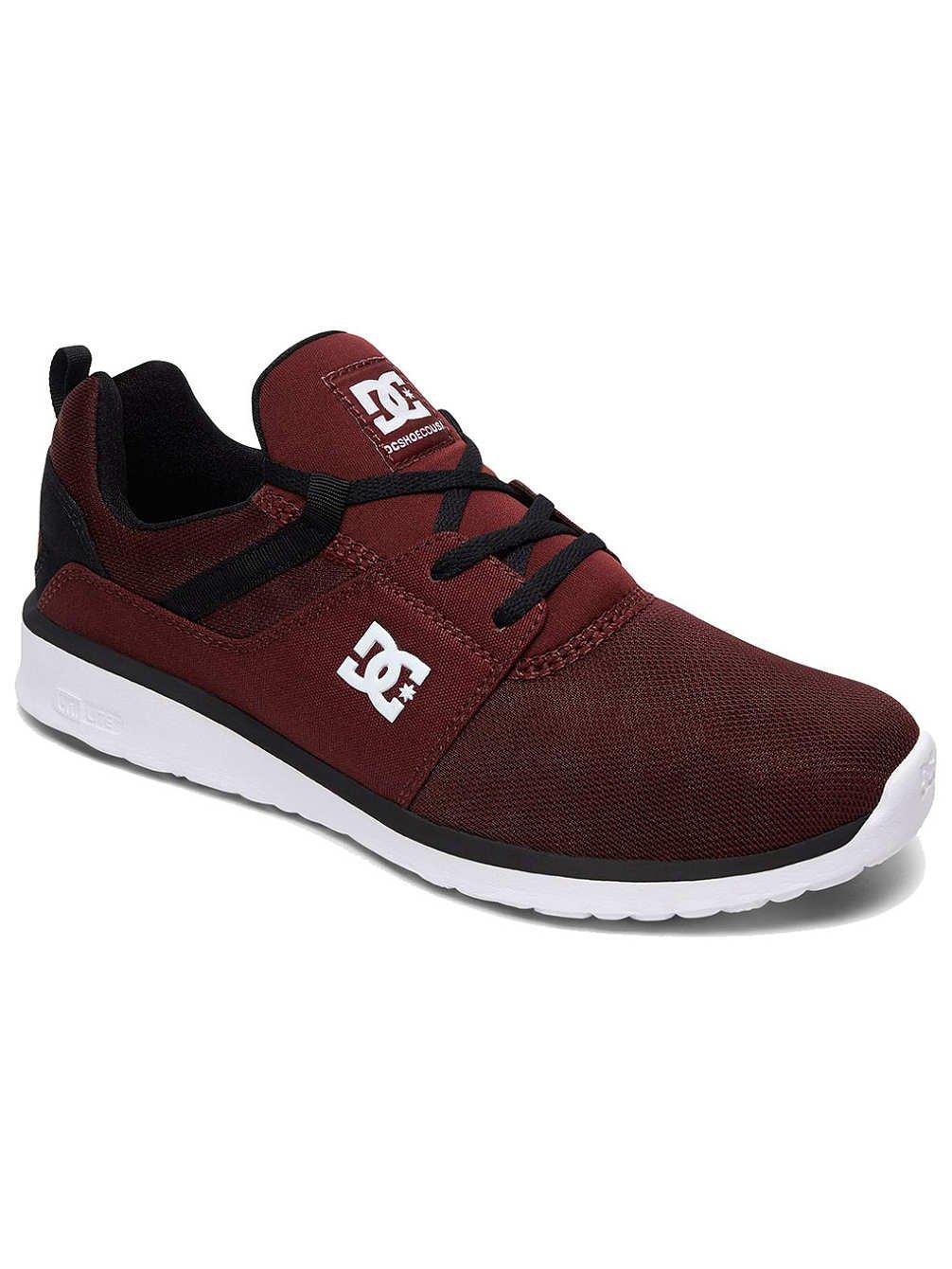 DC Heathrow - Zapatillas Hombre 43 EU Cabernet Venta de calzado deportivo de moda en línea