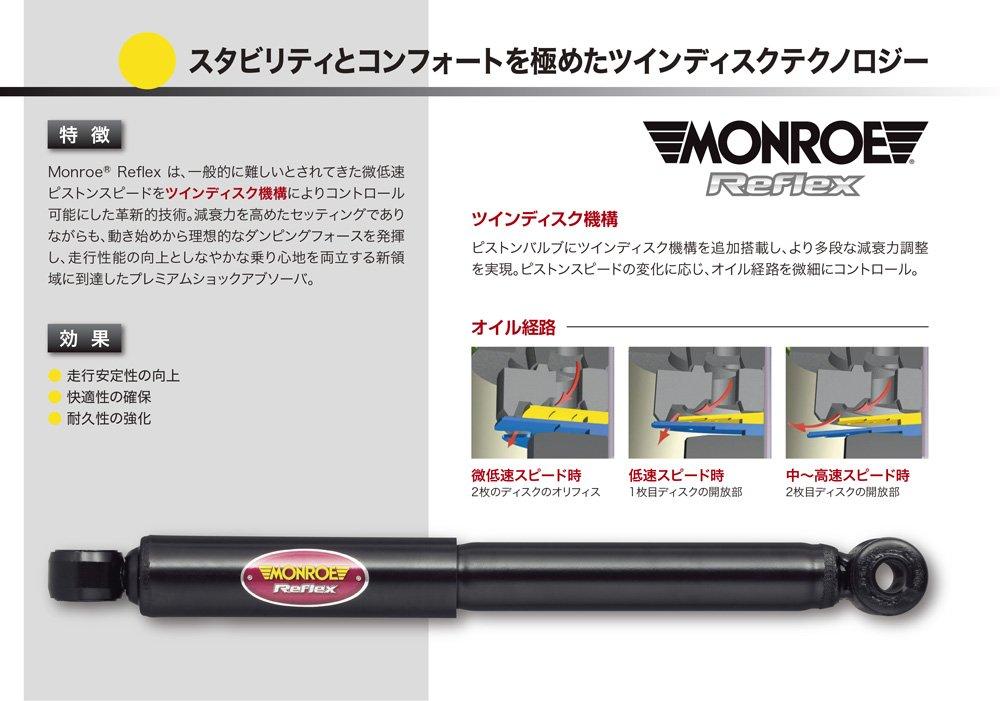 Monroe E2062 amortiguador
