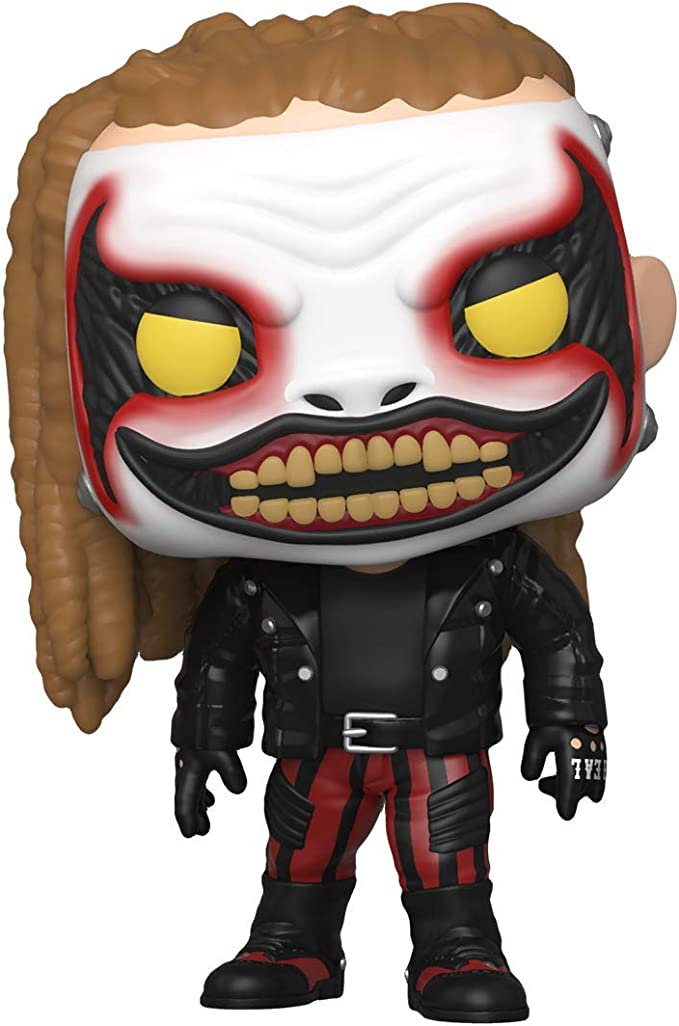 Funko Pop Wwe The Fiend Amazon Exclusive Toys Games