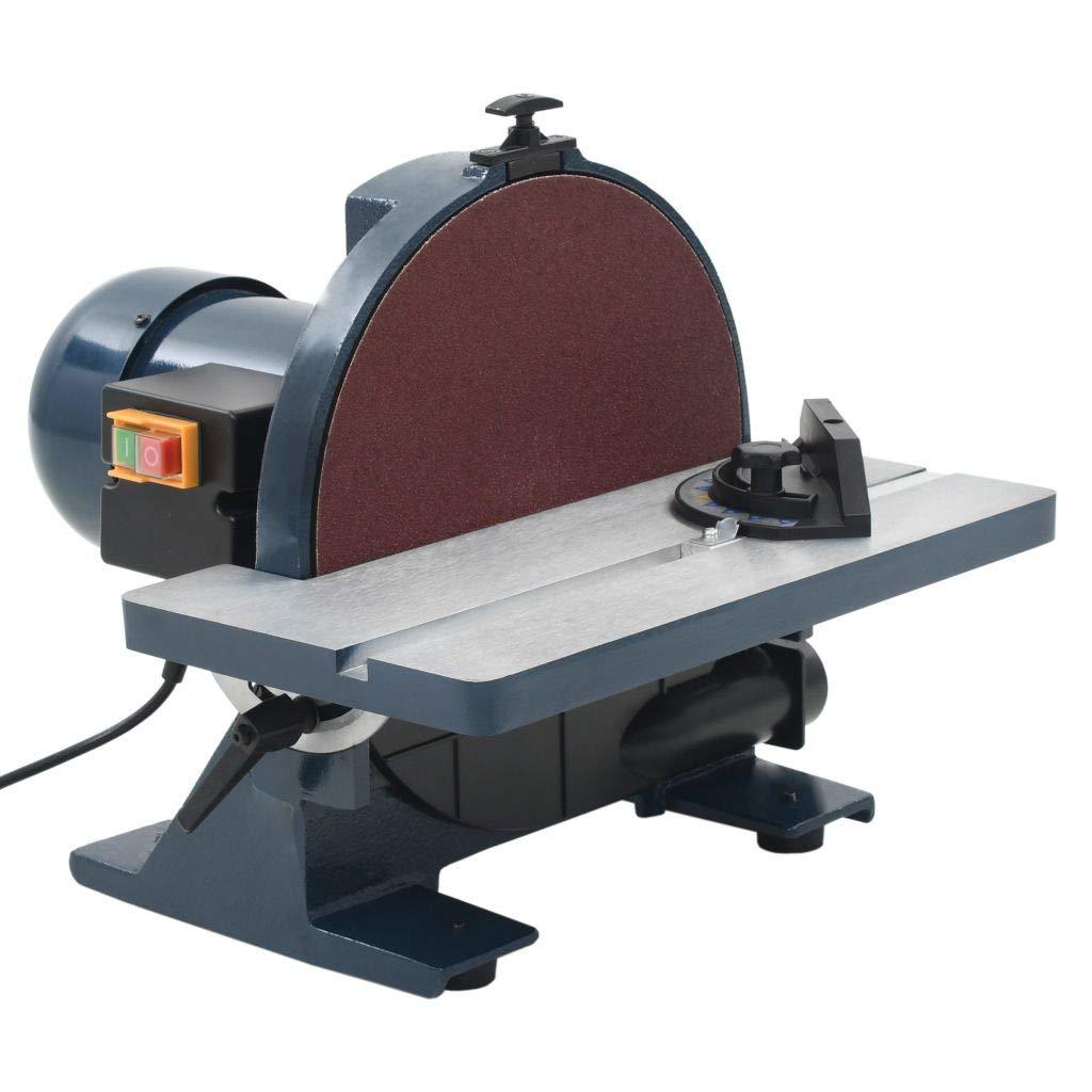 Festnight Tellerschleifmaschine Tellerschleifer 800 W 305 mm Schleifmaschine zum Tellerschleifen