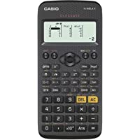 Calculadora Científica, Casio, 65564, Preto