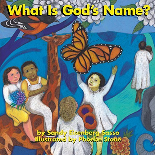 Cover of What Is God's Name? (Early Childhood Sprituality)