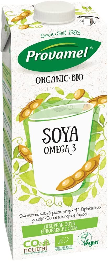 provamel bio soja Drink Omega 3 (1 x 1000 ml): Amazon.es ...