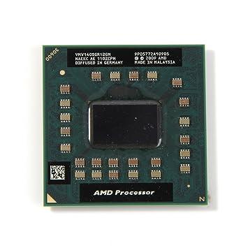 AMD VMV140SGR12GM - Procesador para ordenador portátil (2,3 Ghz, Socket 1): Amazon.es: Electrónica