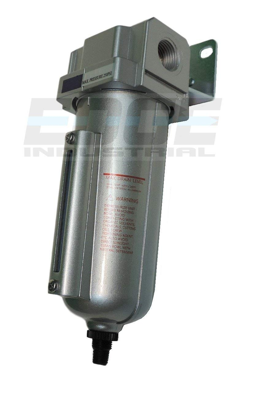 """1/2"""" Heavy Duty Particulate Filter Moisture trap water seperator w/ Auto Automatic Drain"""