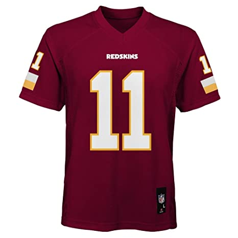 new arrival 0d5d0 c785a Outerstuff Alex Smith Washington Redskins NFL Youth 8-20 Red Home Mid-Tier  Jersey