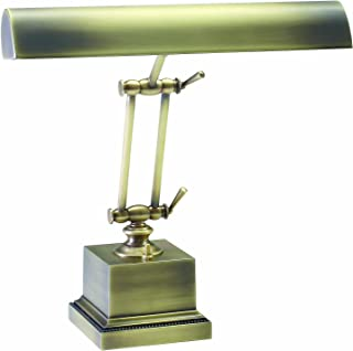 product image for House of Troy P14-202-AB 13-Inch Portable Desk/Piano Lamp Antique Brass