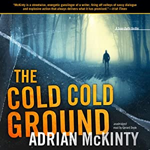 The Cold, Cold Ground | Livre audio