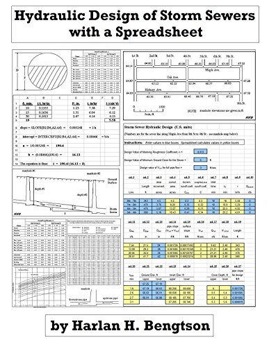 Hydraulic Design of Storm Sewers with a Spreadsheet ()