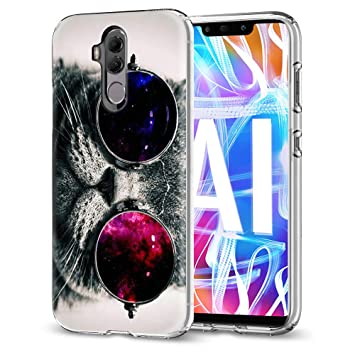 coque huawei mate 20 lite chat