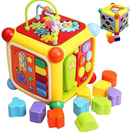 Juguetes Bebe De 8 Meses.Xiao Jian Forma De Juguetes Educativos Para Bebes Con