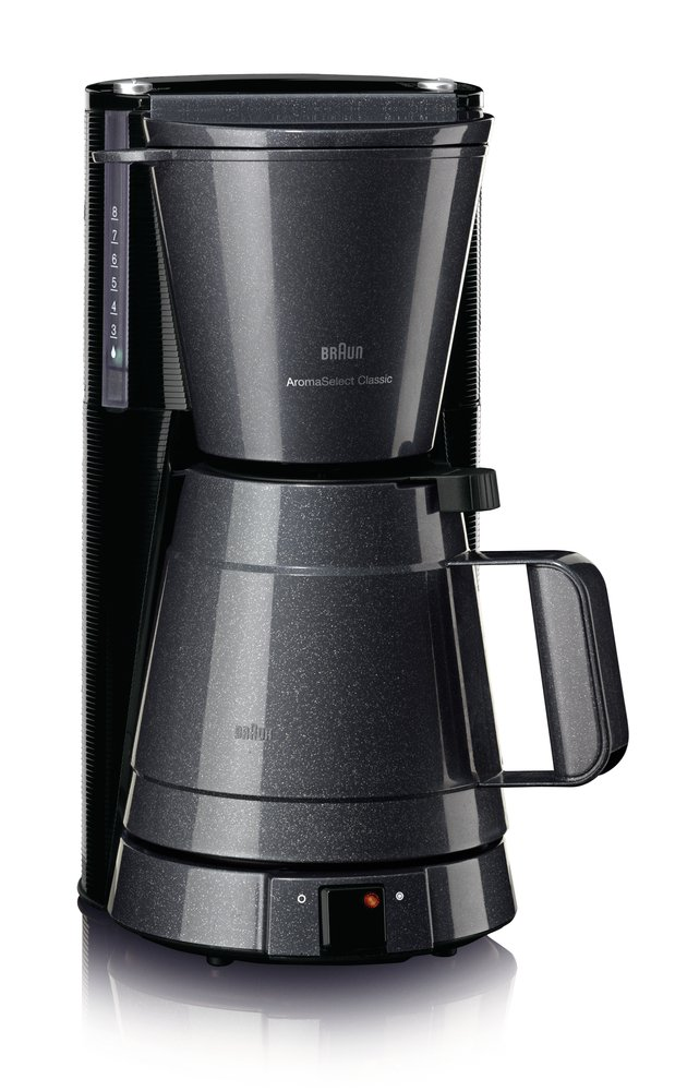 Braun - Cafetera Eléctrica KF 177: Amazon.es: Hogar