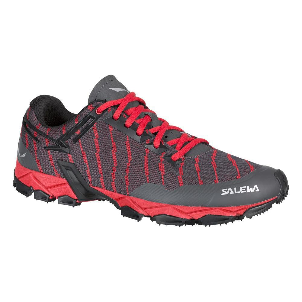 Salewa Herren Ms Lite Train Outdoor Fitnessschuhe, Schwarz, 10 UK