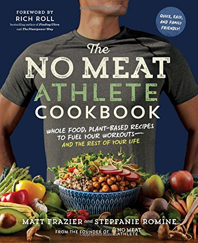 Meat Athlete Cookbook Plant Based Workouts and product image