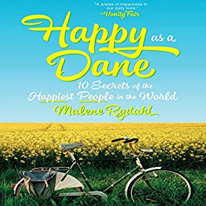 Happy as a Dane Audiobook