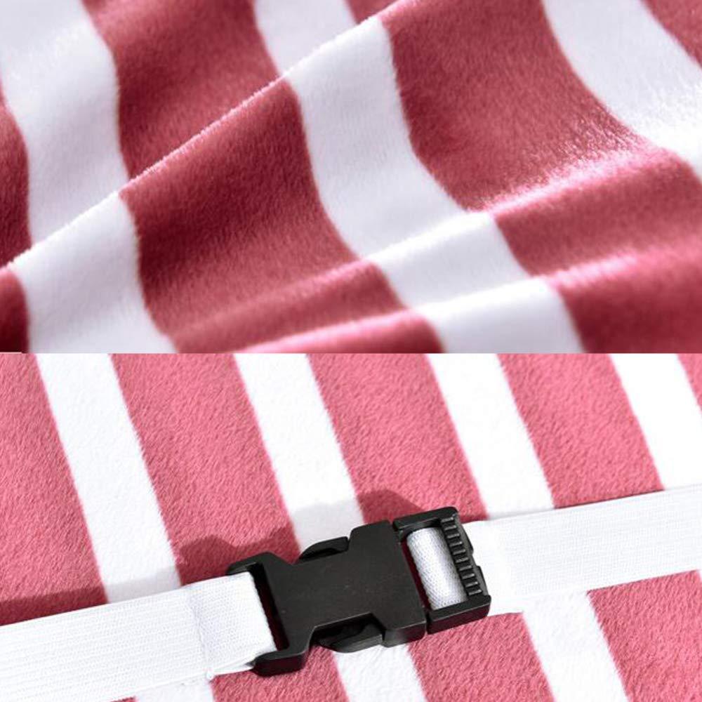 RUYII Kronen-Bett-Kopfstütze-langes Kissen-gestreiftes Großes Großes Großes Rückseitiges Kissen Für Tatami Doppeltes Bett Removable,A-120x70cm B07P3LBTL9 Kissen Qualitätsprodukte c21404