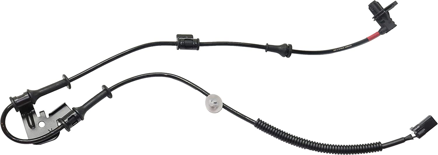 ABS Speed Sensor Compatible with 2012-2017 Hyundai Accent Front Right Side
