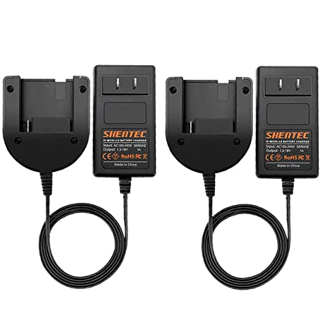 Amazon.com: Shentec - Cargador de batería compatible con ...