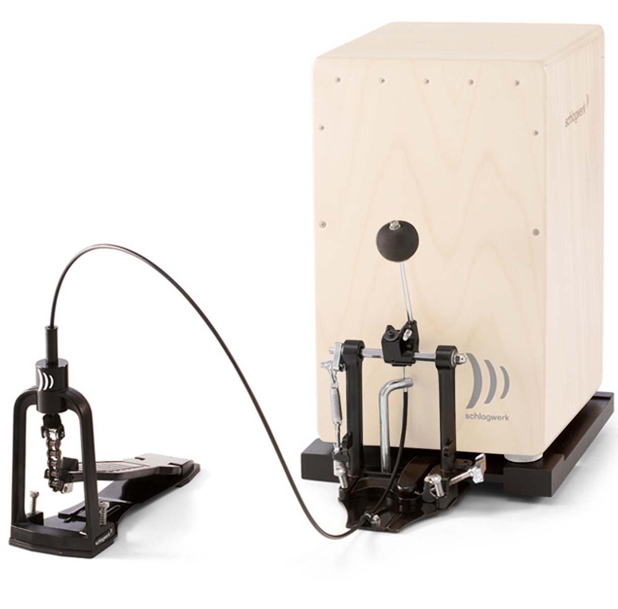 Cap 100 cajón Pedal Soporte eléctrica con funda y placa de suelo Keepdrum sitzpad CP01: Amazon.es: Instrumentos musicales