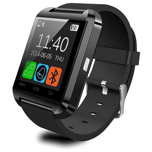 Dirección de correo electrónico inDigi/W saludables con Bluetooth inalámbrico de llamada nuevo Podómetro calorías: Amazon.es: Relojes