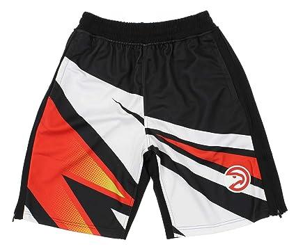 906a9628574d9 NBA Men's MotorCross Athletic Shorts, Team Options (Atlanta Hawks, 3X-Large)