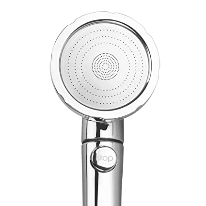 Handheld Shower Head with Pause Switch High Pressure shower head ...