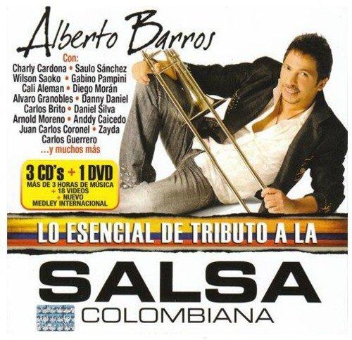 Esencial de Tributo a la Salsa Colombiana / Various by Jorge Reyes Zamorano