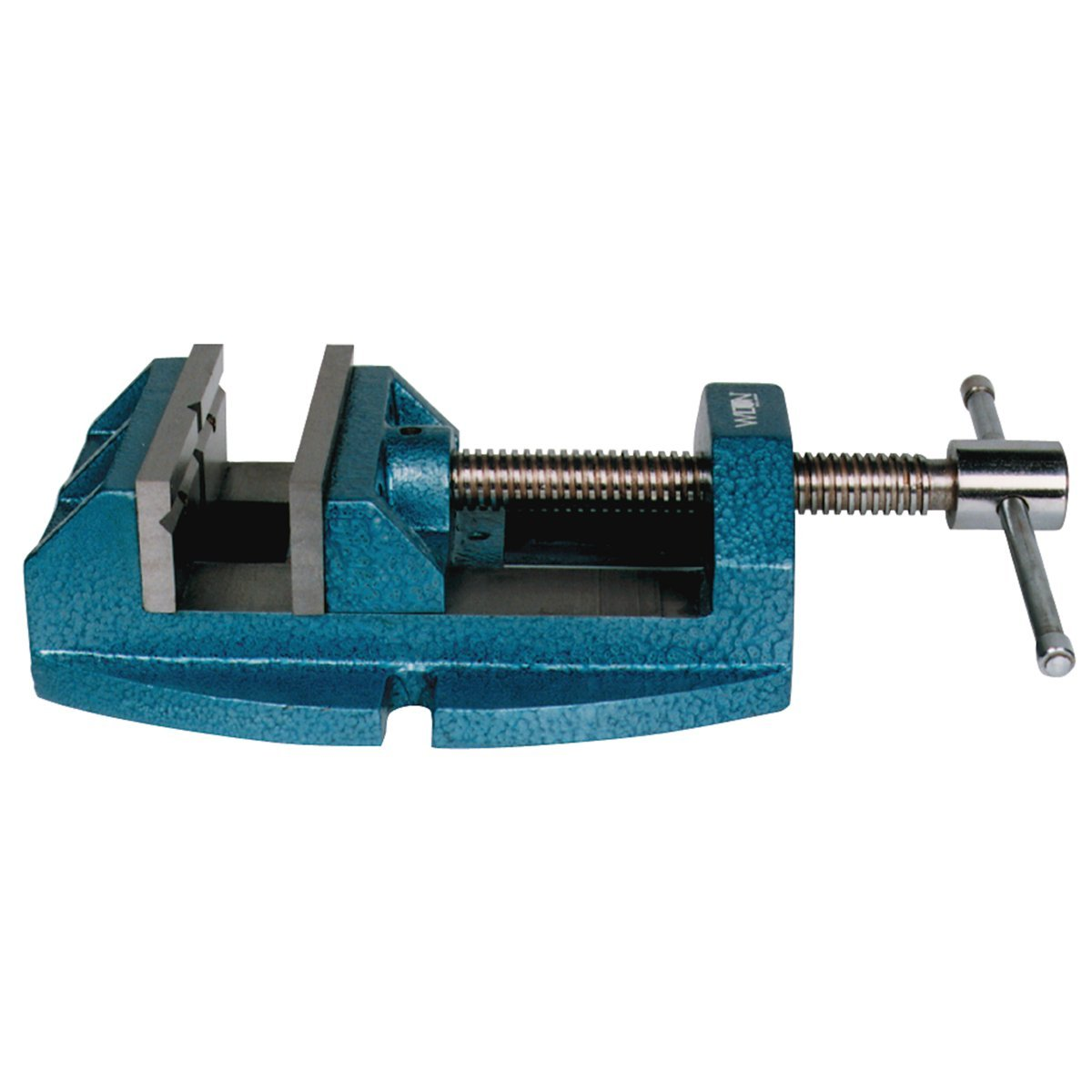 Wilton 63239 1345 Drill Press Vise Continuous Nut 4-Inch Jaw Opening WMH Tool Group