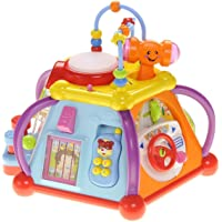 Smartcraft Happy Small World, Musical , Learning and Educational Toy with Lights