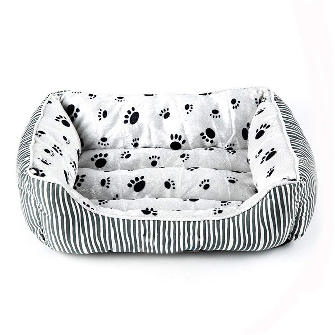 2 S 45x35x15cm 2 S 45x35x15cm Pet Dog Beds Mat Bench for Small Medium Large Dogs Cat Pitbull Puppy Bed Kennel Pet Bed Sofa House