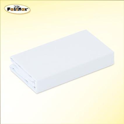 FabiMax - Sábanas ajustables () para la cama adicional y cuna, de