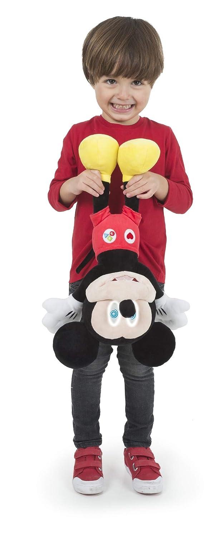 M-EU Gr/ö/ße 40-42 IMC Toys Micky Maus Pl/üsch interaktiv Emotionen 45 cm 182684 Farbe Sortiert