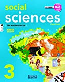 Think Do Learn Social Science 3rd Primary. Student's Book Module 1 Amber - 9788467393750