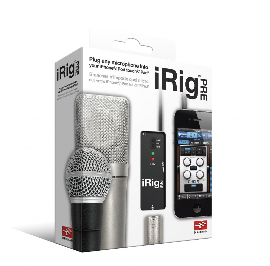 how to set irig with pc