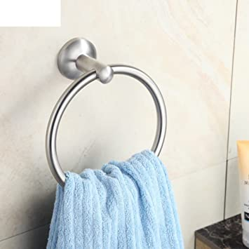 Merveilleux Stainless Steel Towel Rack/Drawing Bathroom Towel Ring/round Towel Rings/towel  Ring