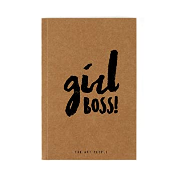 amazon girl boss notebook handmade diary notebook for office