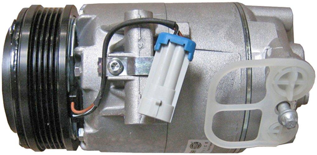 BEHR HELLA SERVICE 8FK 351 134-761 Compresor, aire acondicionado: Amazon.es: Coche y moto