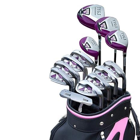 Hierro de golf 13 PCS Juego de golf liviano Club de golf ...