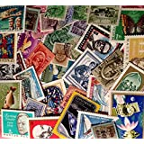 Packet of 1000 different worldwide stamps with older issues. by Dauwalders Stonehenge Stamps